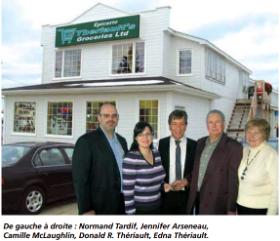 Sunbelt  brokers sale of Theriault Groceries in Bathurst, NB