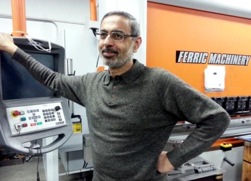Sarmad Malik, Weldflow Metal Products