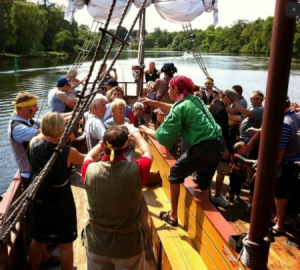 Pirate Adventures, Ottawa
