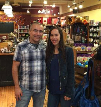 Alberto and Eloisa Garcia, owners of Wag, Ottawa